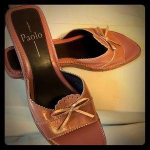 Linea Paolo Mule style dress sandal